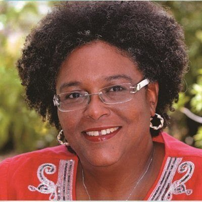 Mia Amor Mottley becomes Barbados' first female prime minister and the fifth woman to lead an English-speaking Caribbean nati